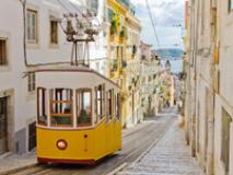 Tram n°28, Lisbonne