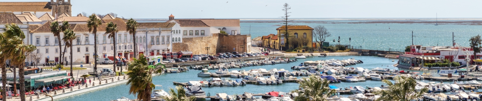 Faro au Portugal