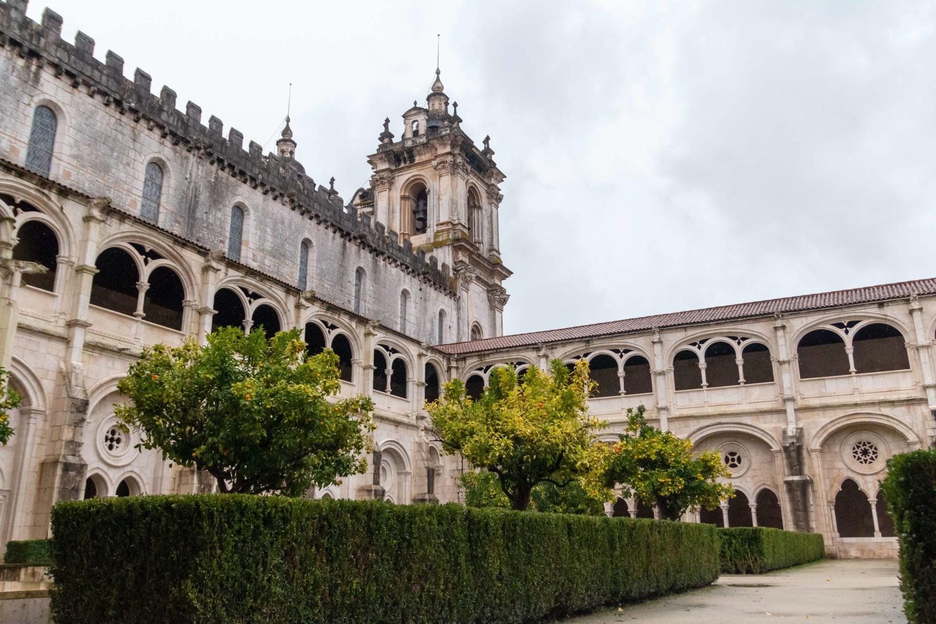 Monastère d'Alcobaça, Portugal