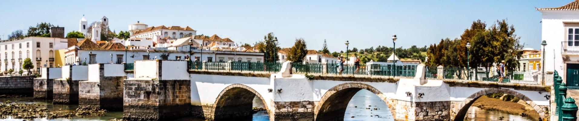 Tavira au Portugal