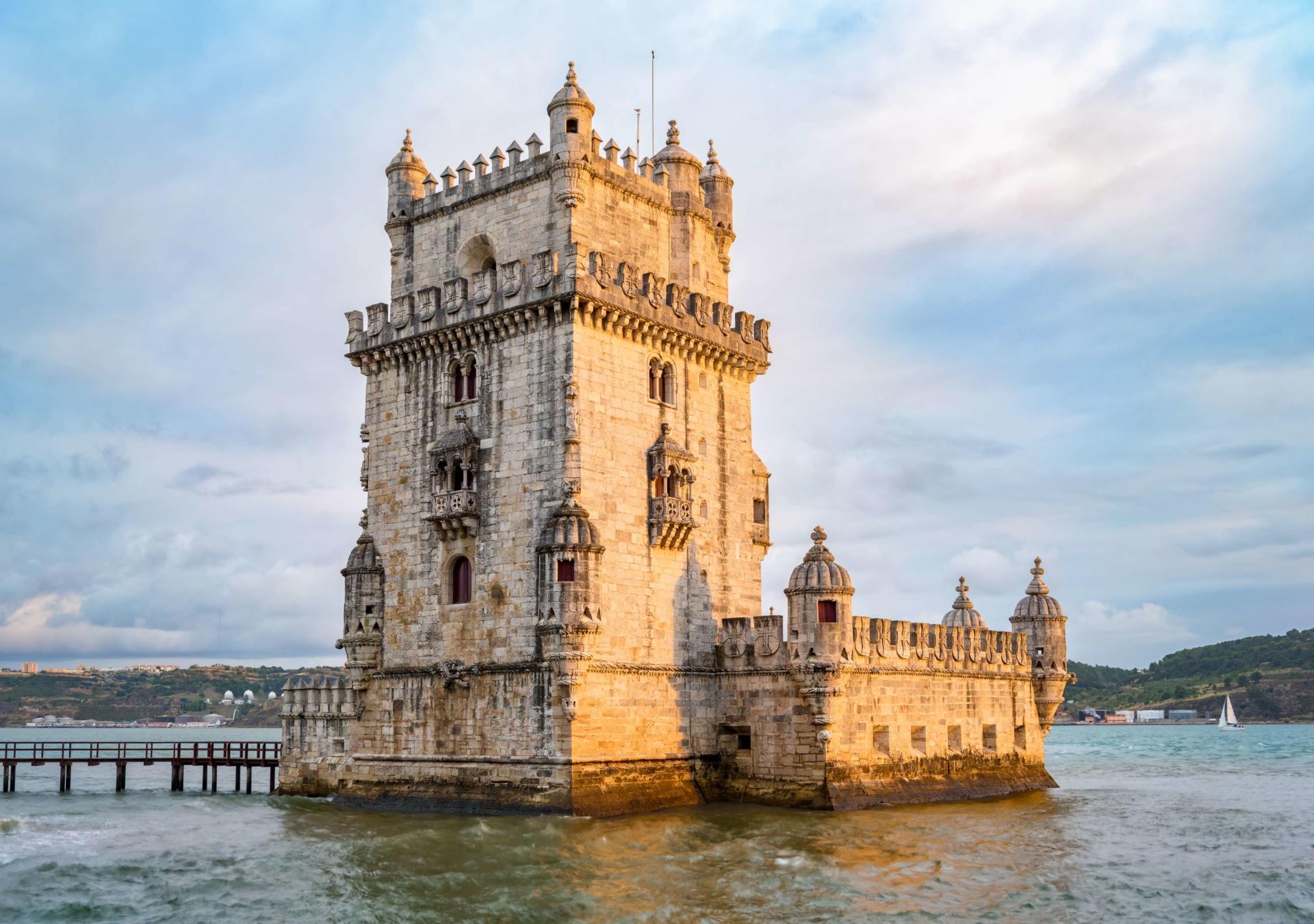 Tour de de Belem, Lisbonne, Portugal