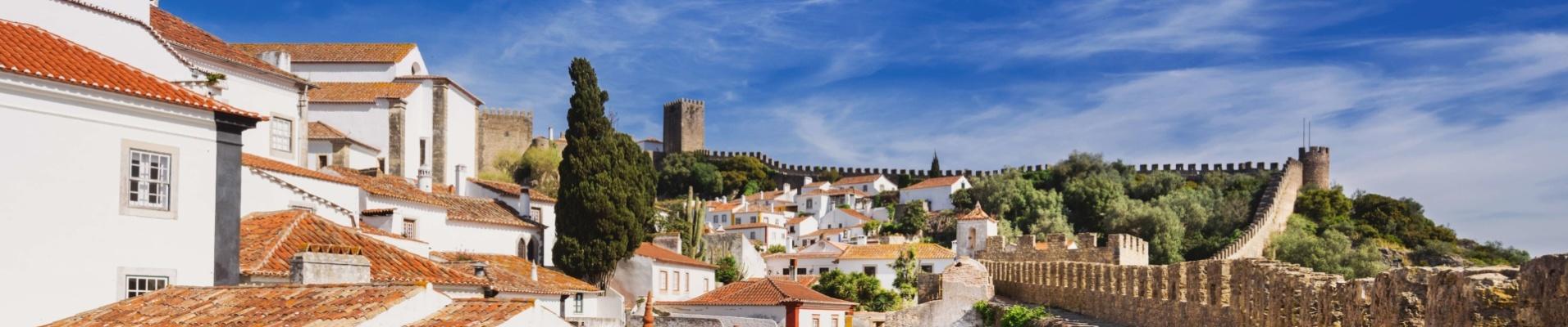 Centre historique et murailles d'Obidos