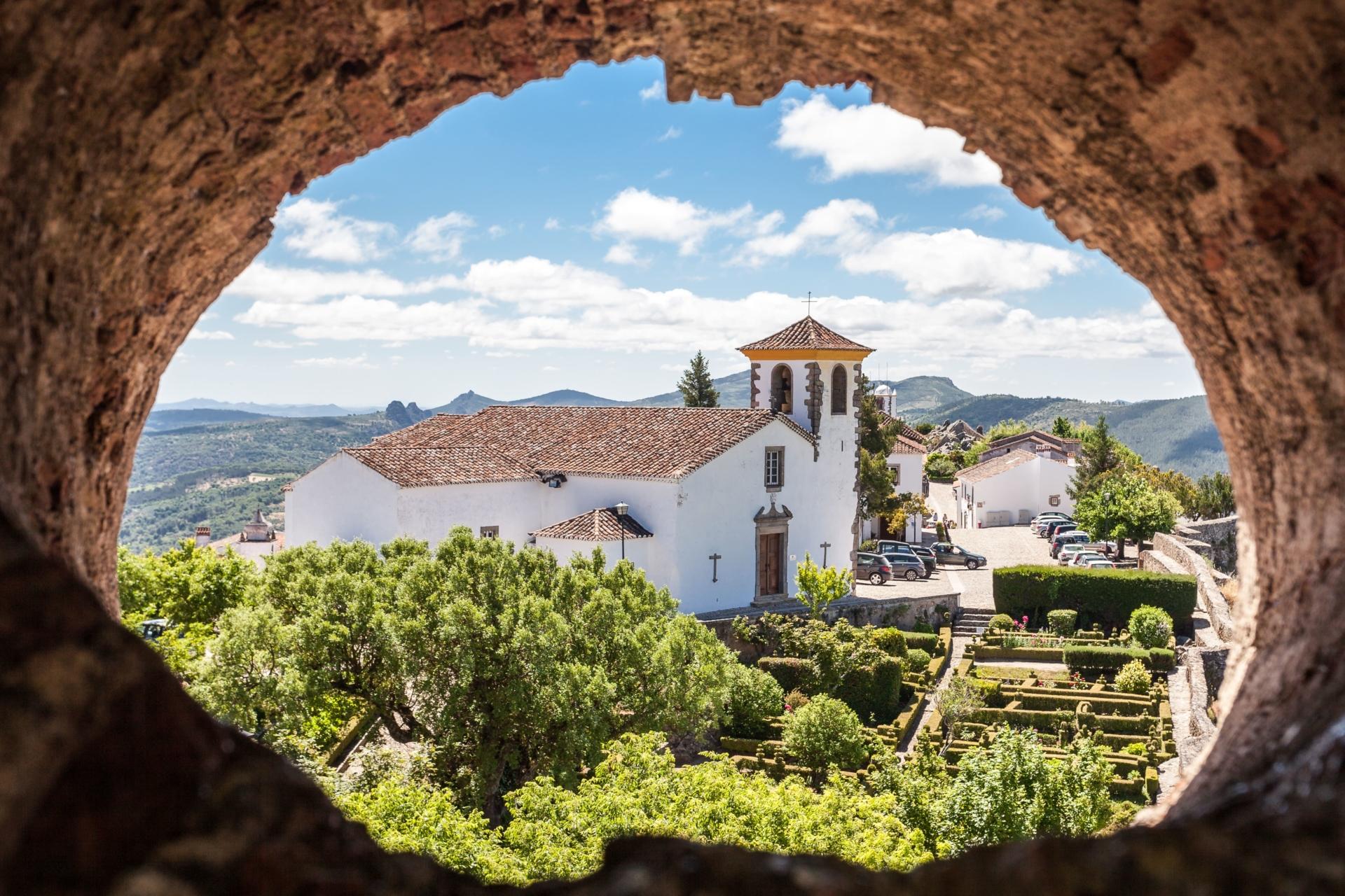 Eglise de Marvao - Portugal