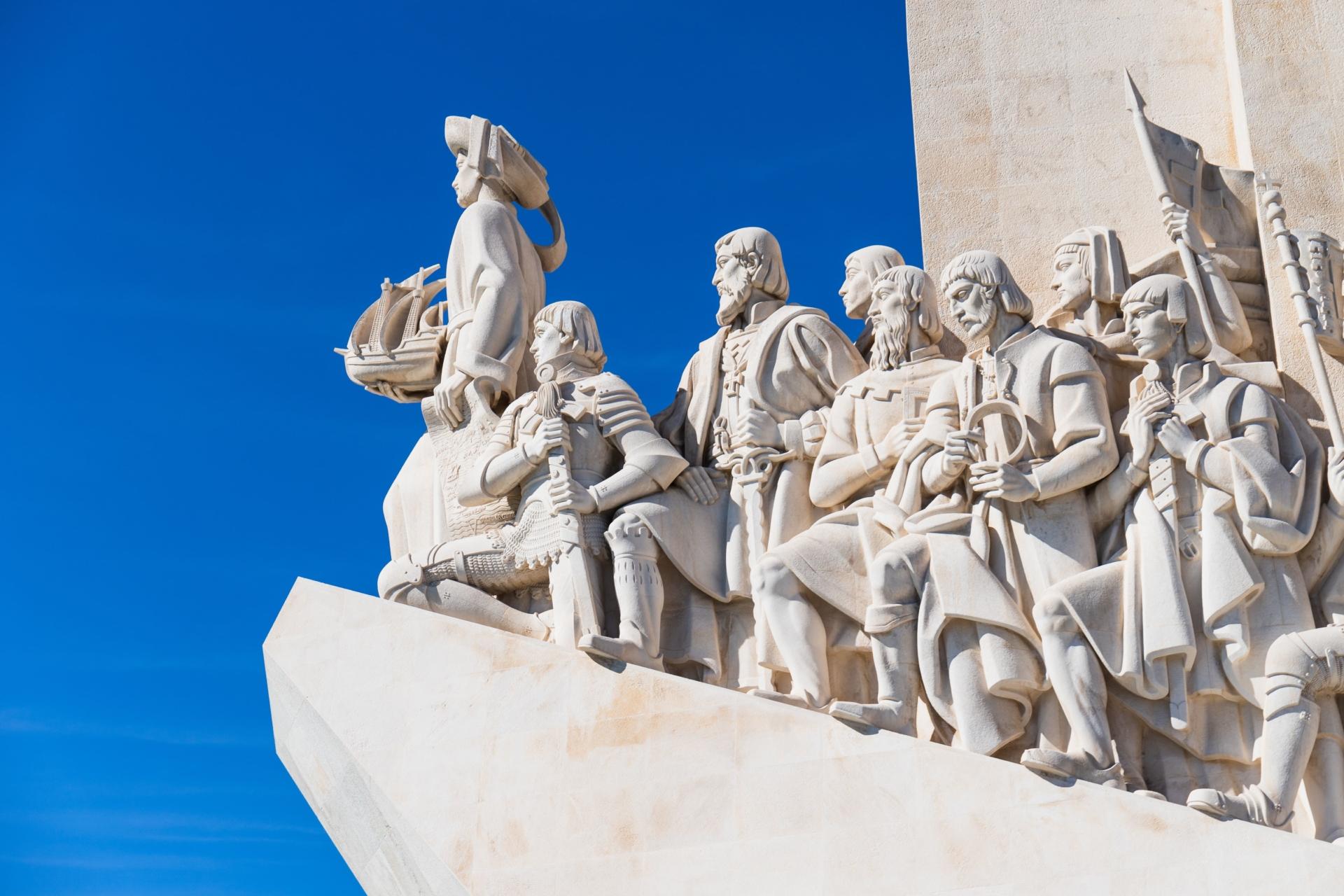 Monument des découvertes de Belem