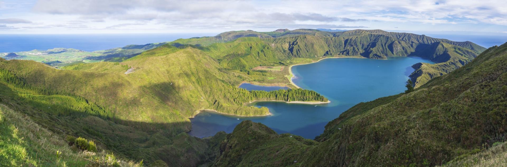 Parc naturel des Açores, Portugal
