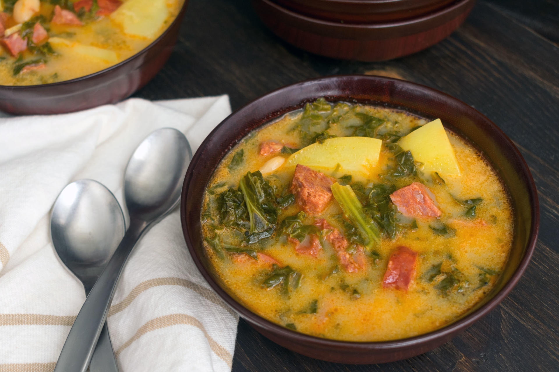 Soupe Caldo Verde du Portugal